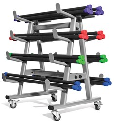 Bild von 40 jordan Fit Bars & Fit Bar Rack