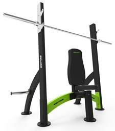 Bild von BODYTONE SOLID ROCK - Shoulder Press Bench