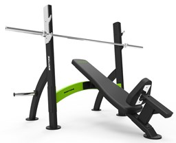 Bild von BODYTONE SOLID ROCK - Incline Bench