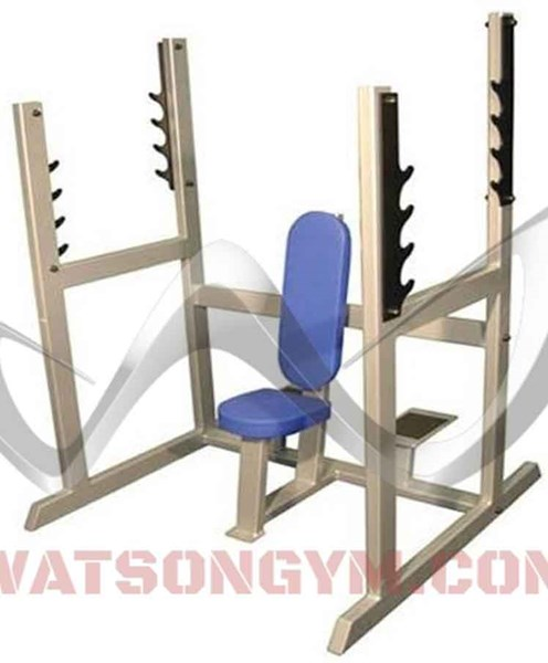 Bild von Watson Seated Shoulder Press