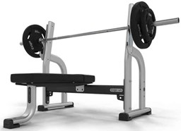 Bild von Exigo Olympic Flat Bench Model 2018