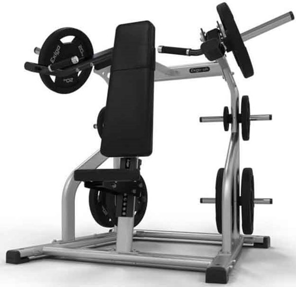 Bild von Exigo Shoulder Press Model 2018